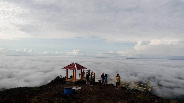 Gunung Tunggak Gedangsari