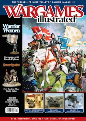 Wargames Illustrated 348, October 2016