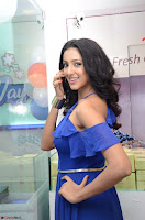 Priya Shri in Spicy Blue Dress ~  Exclusive 36.JPG