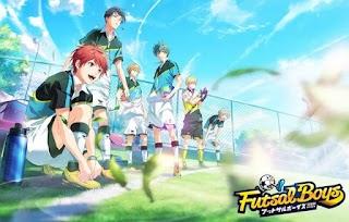 Bandai Namco dan Diomedea Luncurkan Franchise Olahraga Futsal Boys!!!!!