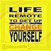 La vida no tiene control remoto