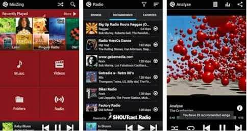 aplikasi pemutar musik android yang menampilkan lirik