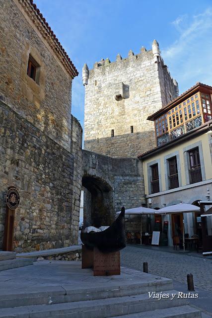 Torre y palacio Valdés-salas de Salas, Asturias