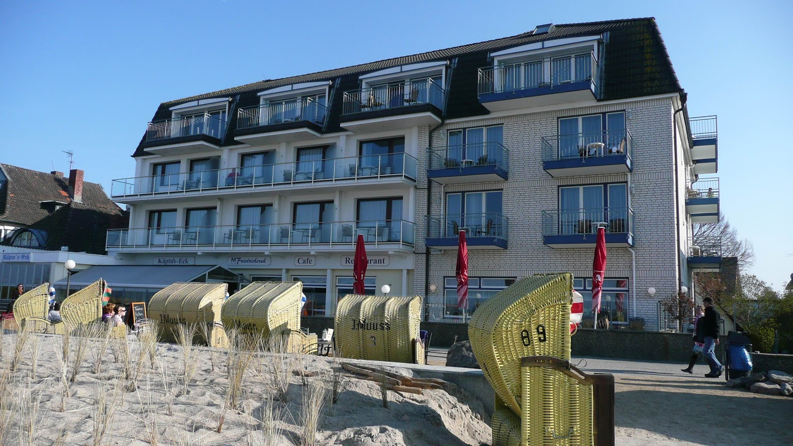 Hotel Mein Strandhaus in Timmendorfer Strand • HolidayCheck ...