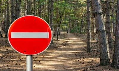 Αποτέλεσμα εικόνας για Απαγόρευση κυκλοφορίας οχημάτων και παραμονή εκδρομέων σε εθνικούς δρυμούς, δάση και