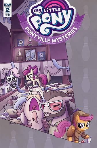 Ponyville Mysteries #2