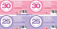 Logo LilaPois ti regala 8 buoni sconto da stampare