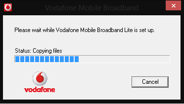 Setting up your Vodafone dongle - Business Mobile Life