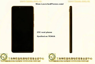 Let me say you lot this is the upcoming ZTE Phone which is spotted on the Chinese TENAA ZTE adjacent cry upwards spotted on TENAA alongside specifications
