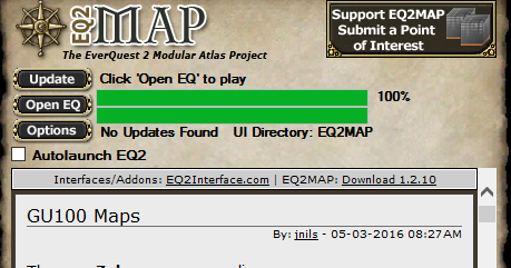 Inventory Full: Essential Bookmarks For EQ2