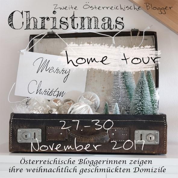 Gartenblog Topfgartenwelt Weihnachtsdekoration: Christmas Hometour 2017 - österreichische Bloggerinnen zeigen ihr weihnachtliches Zuhause