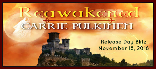 Reawakened Release Day Blitz
