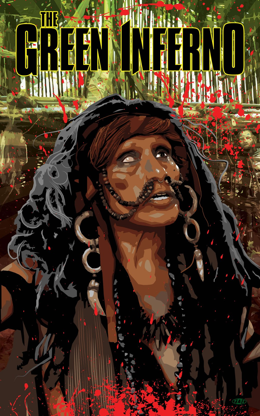 eds attic movie time the green inferno