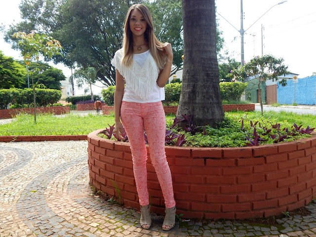 Look do Dia: Legging Estampada