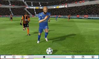 FTS Mod FIFA 16 by Anwar Apk + Data