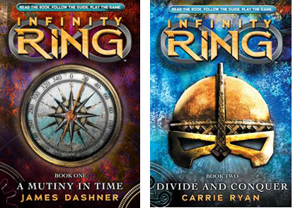 the Lerd Word: The Infinity Ring Infinity Ring Book 8