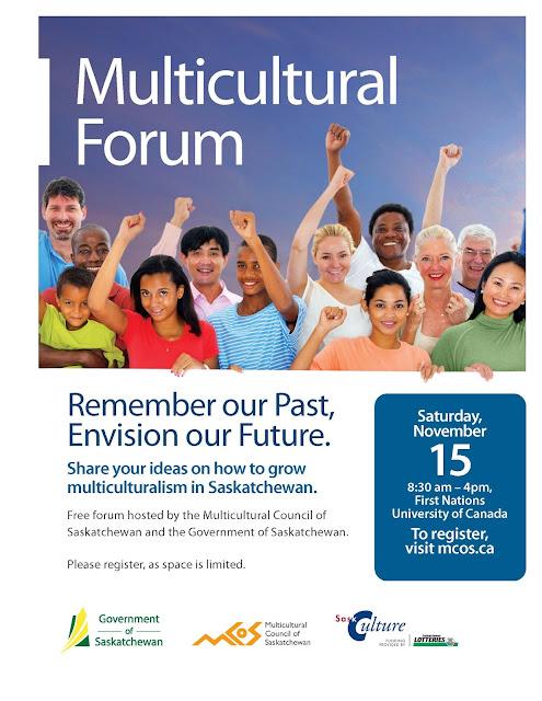 Multiculturalist propaganda