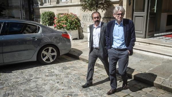 Sindicatos franceses marcharán nuevamente contra la reforma