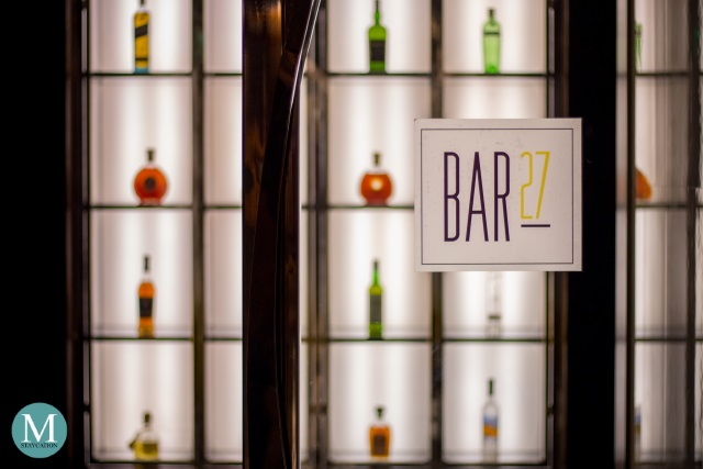 Bar 27 at Diamond Hotel Manila