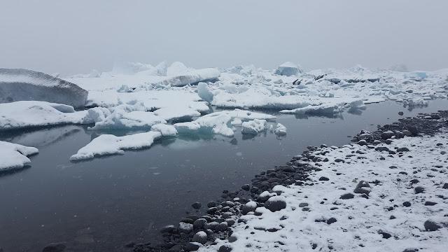 Jokulsarlon lagoon Iceland road trip