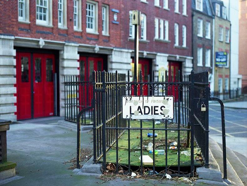 Los baños públicos abandonados de Londres   Inglaterra