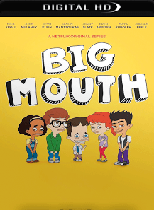 Big Mouth 2017 – 1ª Temporada Completa Torrent Download – WEB-DL 720p e 1080p Legendado / Dual Áudio