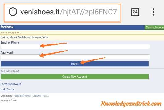 Kisi Aur Ka Facebook Password Kaise Pata Kare In Hindi
