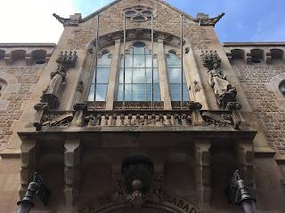 Antiga seu central de la Caixa Sabadell