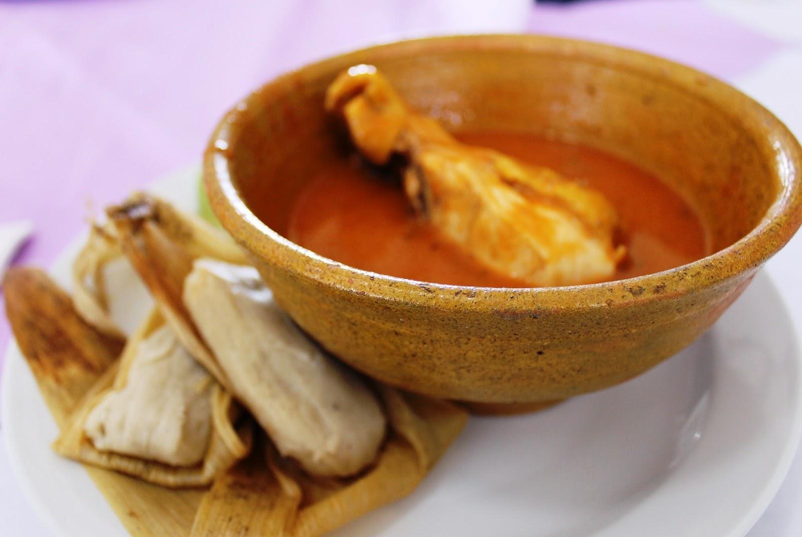 Cocinas y Recetas Pulique recado guatemalteco