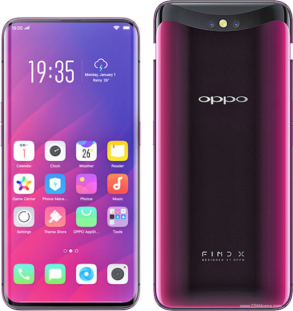 Firmware & Tool Oppo Find X CPH1871 Qualcomm SDM845
