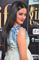 Vimala Raman in Spicy Deep Neck Sleeveless Dress at IIFA Utsavam Awards 2017  Day 2 at  17.JPG