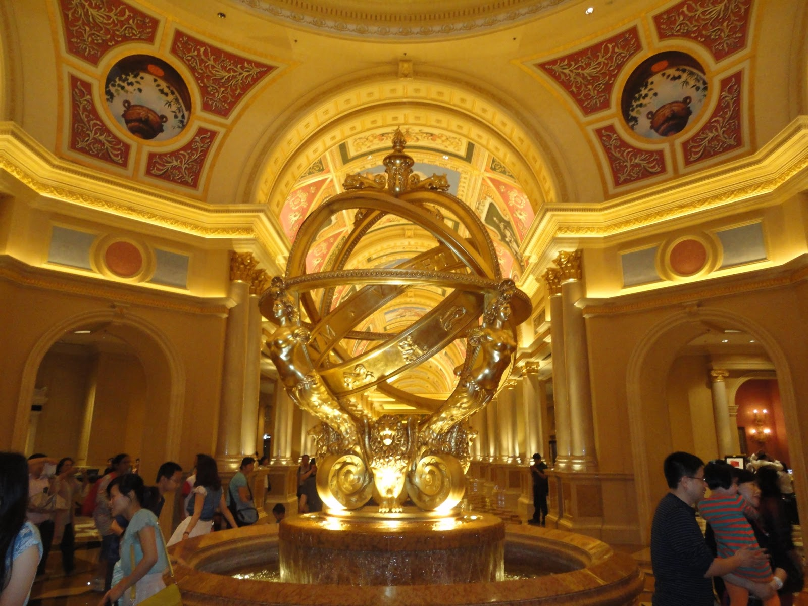 venetian macau package