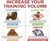 How to increase your Training Volume - Giant Set, Superset, Dropset And AMRAP