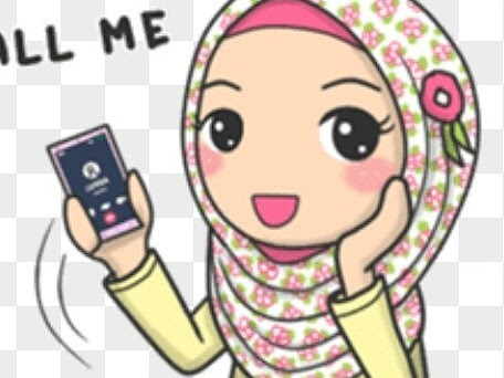 Beautiful HD Animated Hijaber