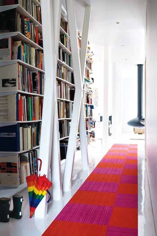 Modular Carpet Tiles By Flor