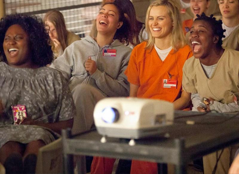 Maraton de la segunda temporada Orange is The New Black