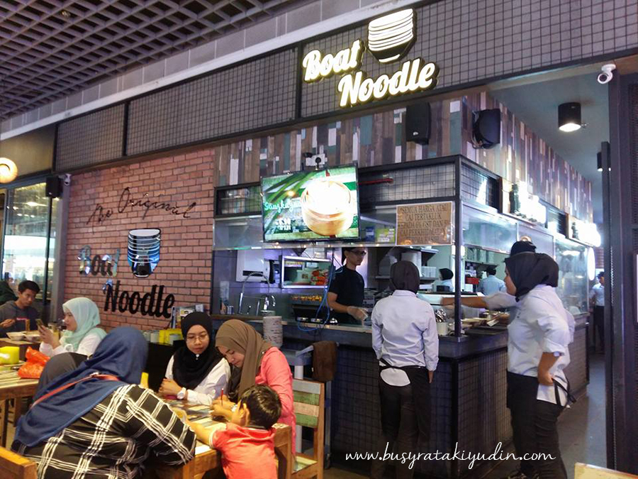 FOOD REVIEW | BOAT NOODLE AMAN CENTRAL ALOR SETAR