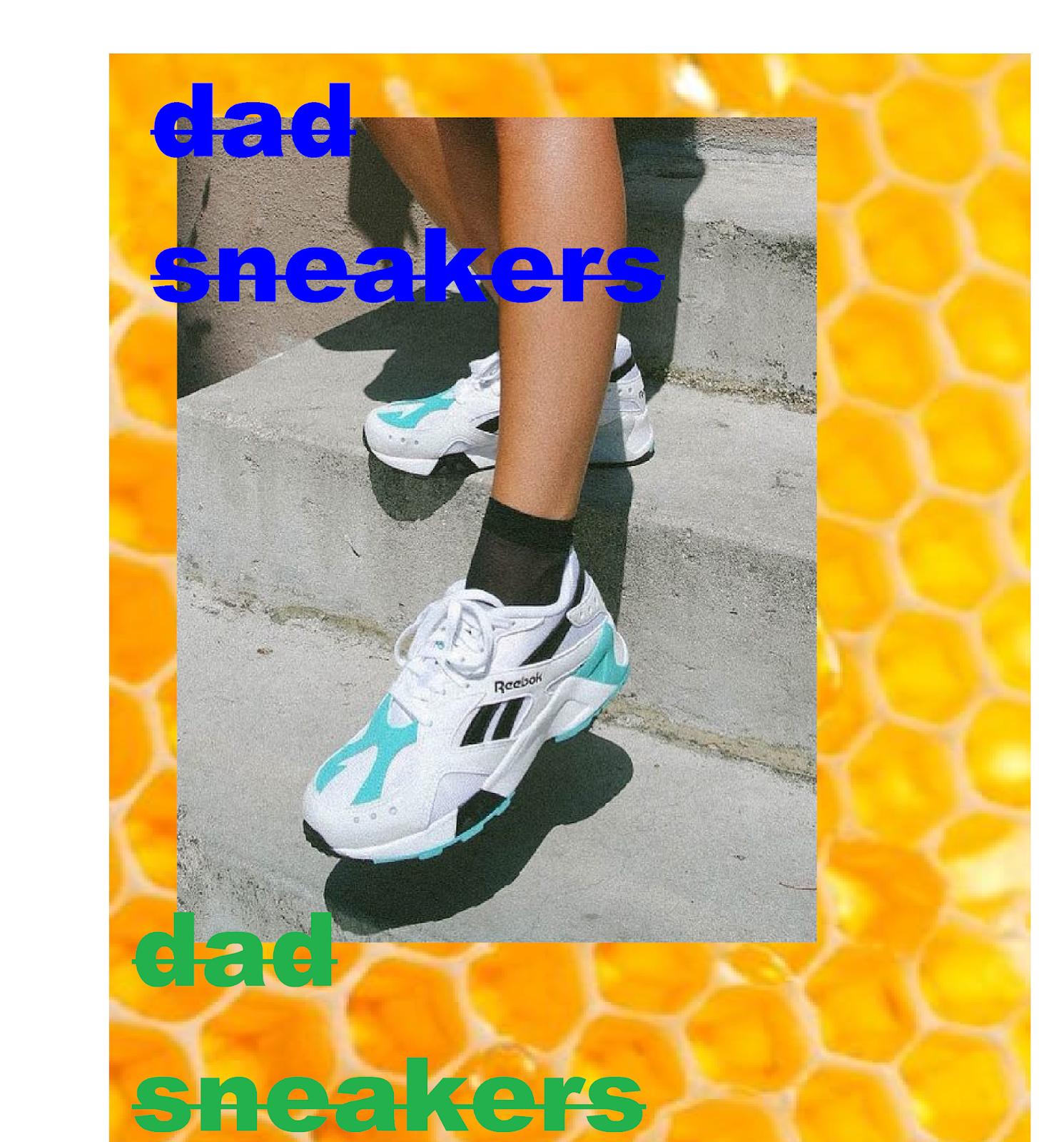 c01d6420225 DAD SNEAKERS - trend alert - Mix The Trends