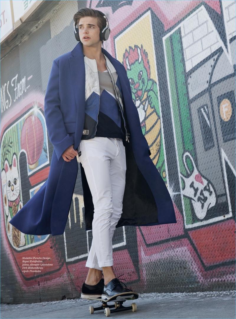 Der Stefashionist Fashion Passion Models Marc Schulze: Der Stefashionist: Fashion, Passion & Models: River