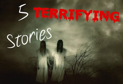 5 Most Terrifying Creepypasta Stories