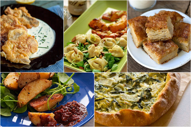 Sezonska preporuka za oktobar - slana jela