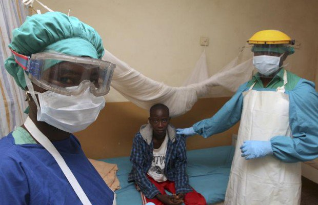 pupil with Lassa fever