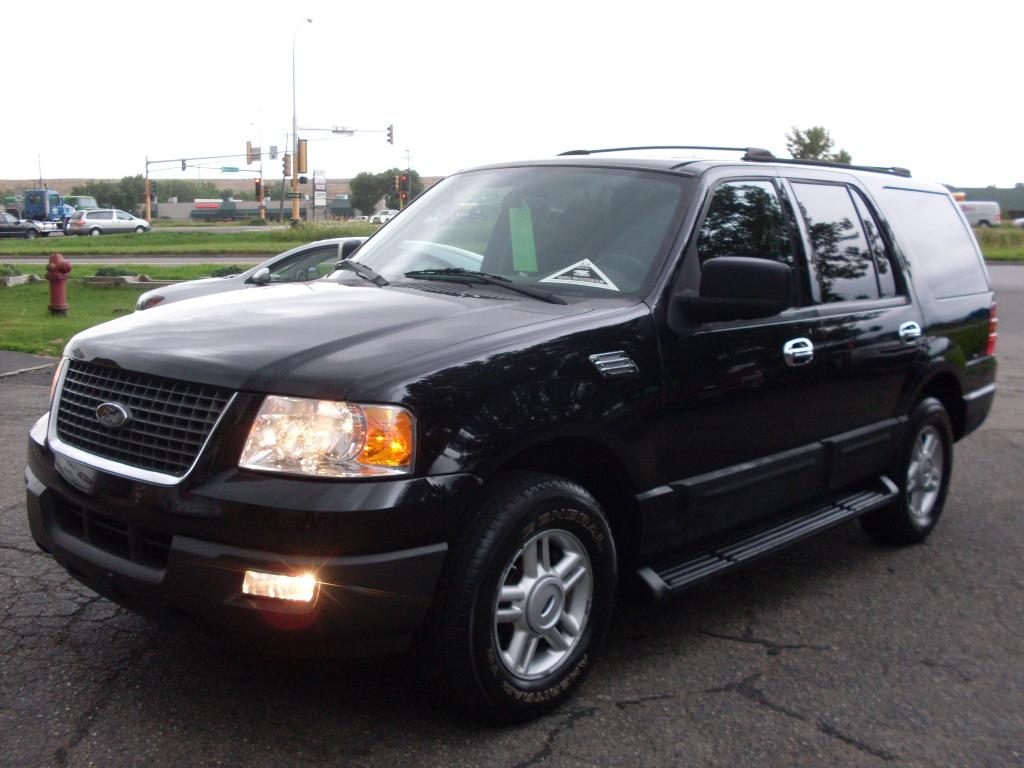Ride Auto 2004 Expedition Black