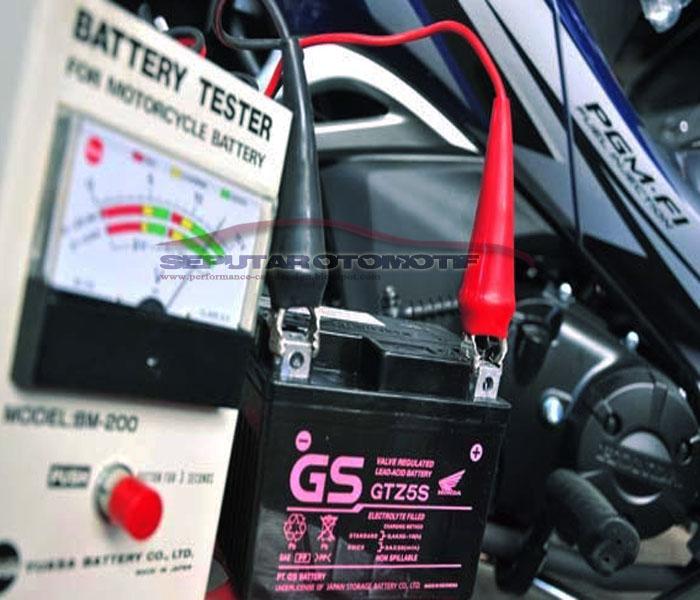 Cara Memperbaiki Aki Kering Motor Cepat Habis Automotife