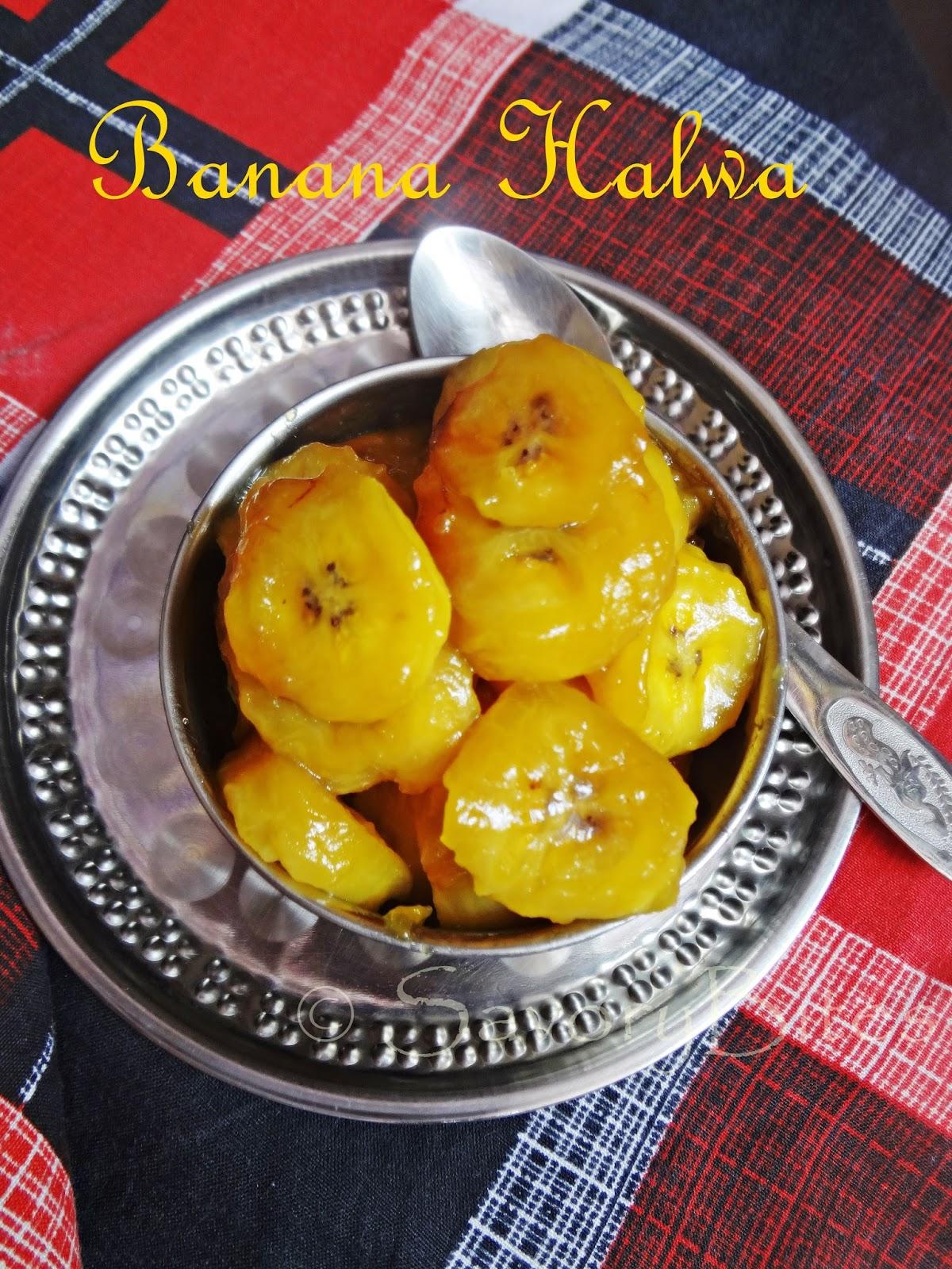 Kerala Banana Moira Banana Mandoli Banana Halwa Kelyacho Halwo Goa