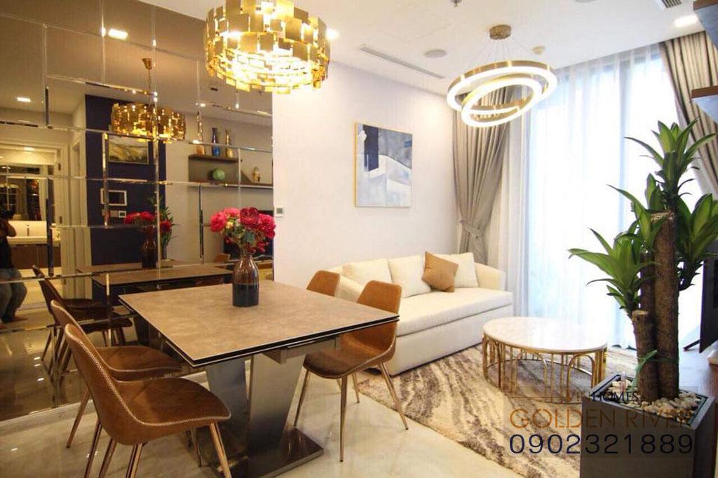 Vinhome Ba Son cho thuê căn hộ 51m2 nội thất cực đẹp - hình 3