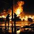 Πυρκαγιά σε επιχείρηση επεξεργασίας κρεάτων στην Πατρίδα Βέροιας