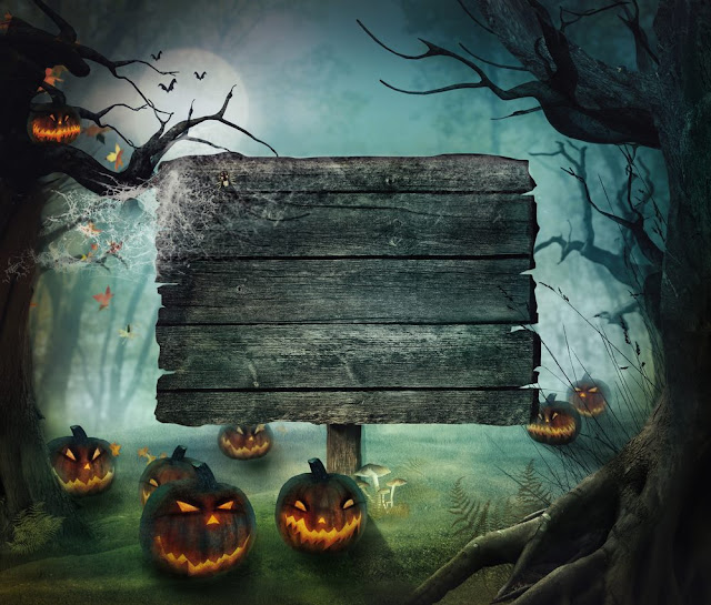 HD Images of Halloween Background