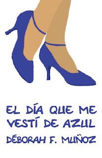 el día que me vestí de azul, un relato corto de fantasía de Déborah F. Muñoz
