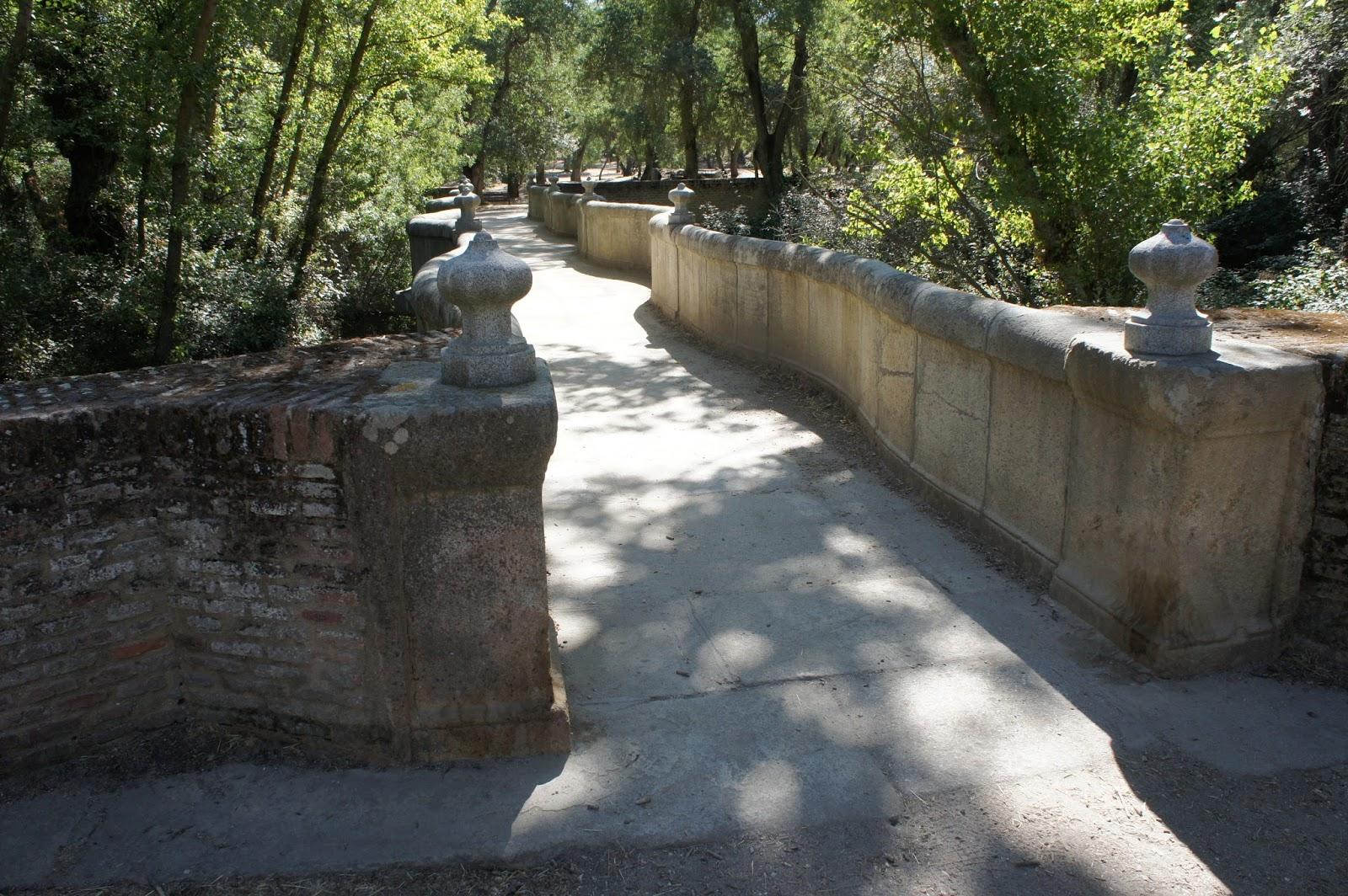 Cazando Puentes Puente De La Culebra En Madrid